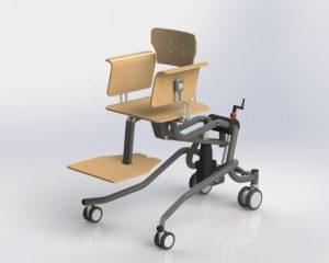 verstelbare stoel maatwerk